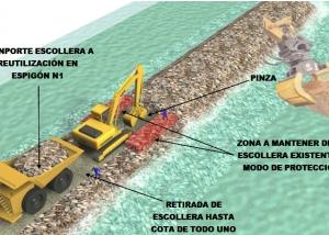 Playas Benafeli Almazora 039